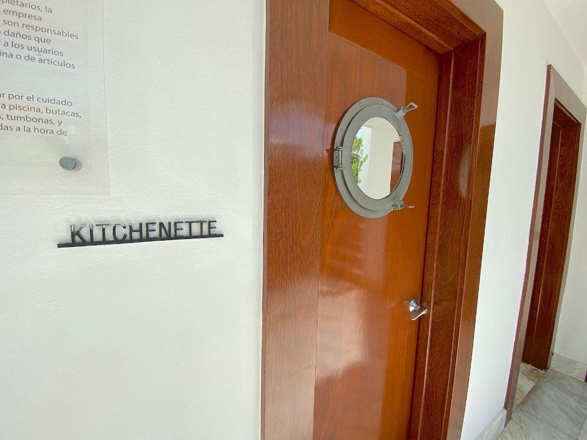 20 de 24: Area común para Kitchenette