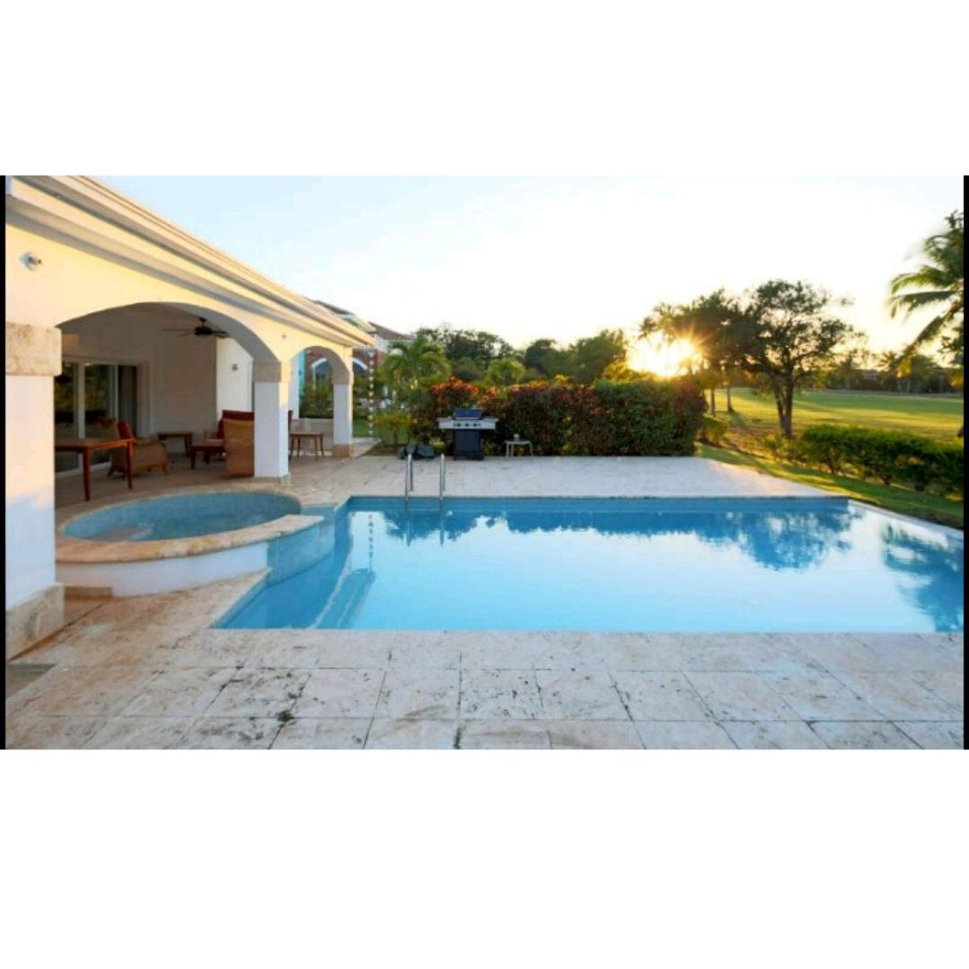 4 de 50: villa punta cana 3 dormitorios piscina privada