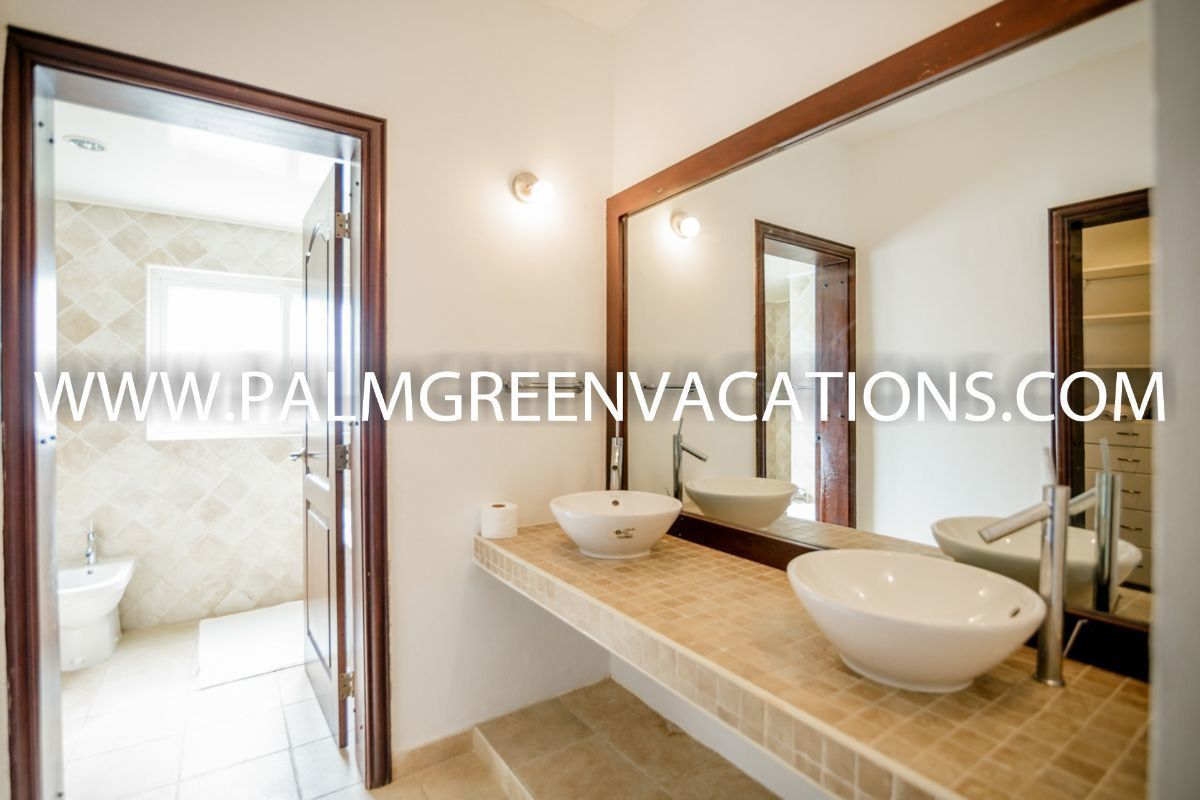 29 de 50: villa punta cana 3 dormitorios piscina privada
