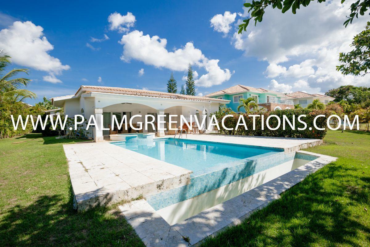 2 de 50: villa punta cana 3 dormitorios piscina privada