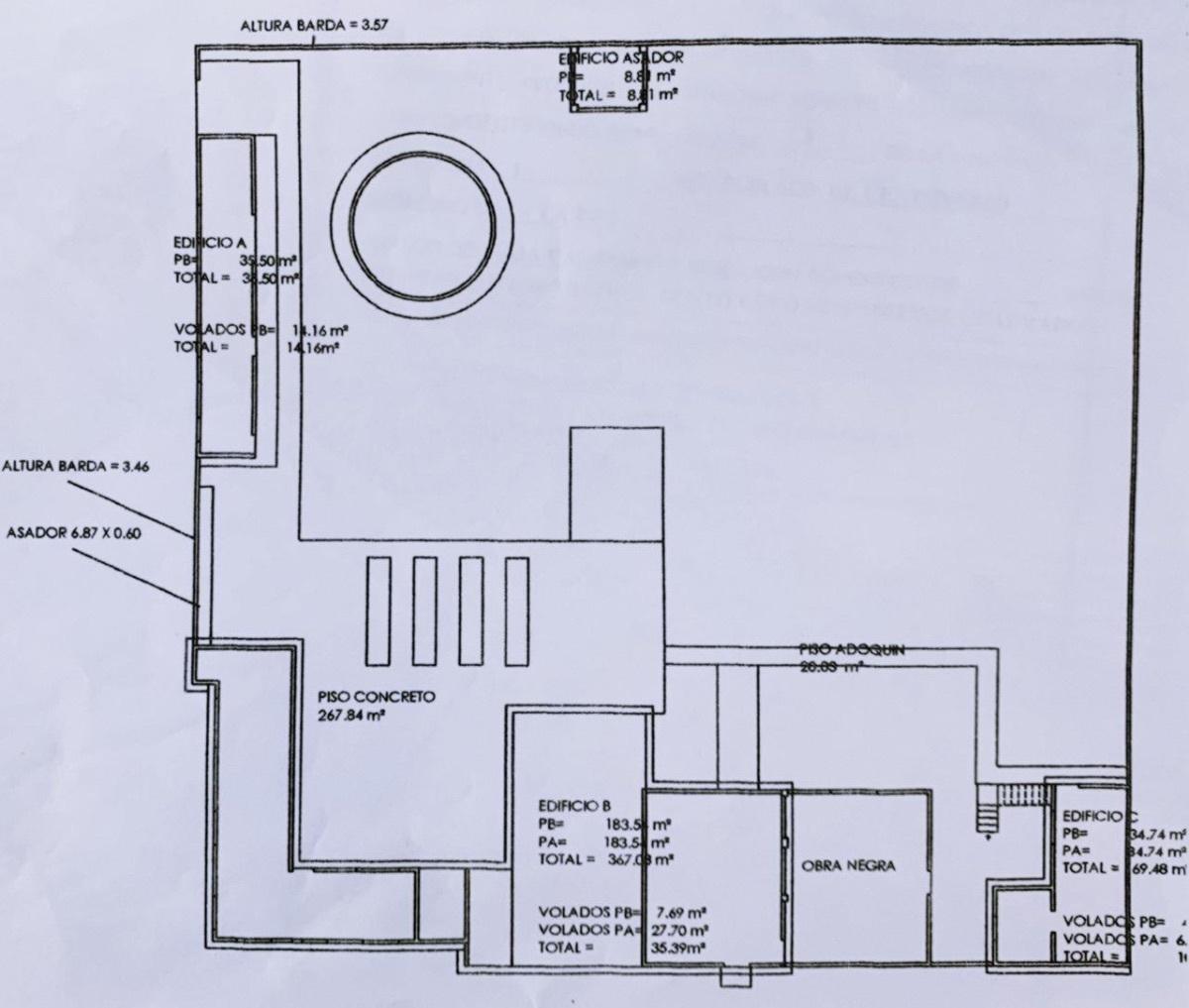 3 de 21: Plano de propiedad