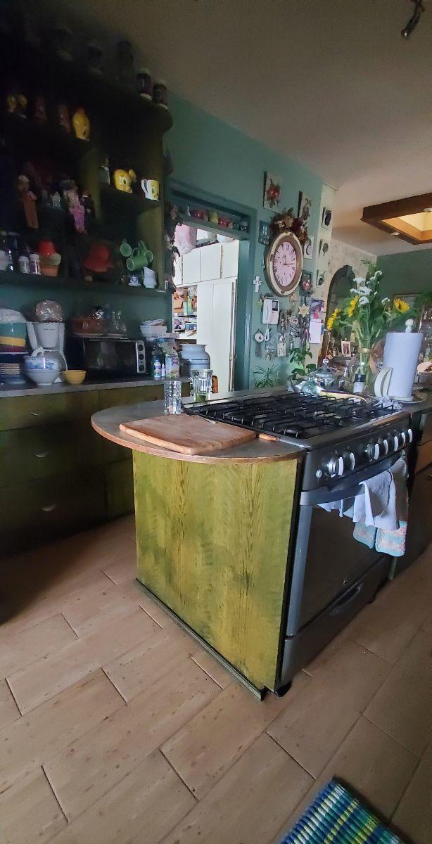 11 de 18: Isla cocina integral penthouse