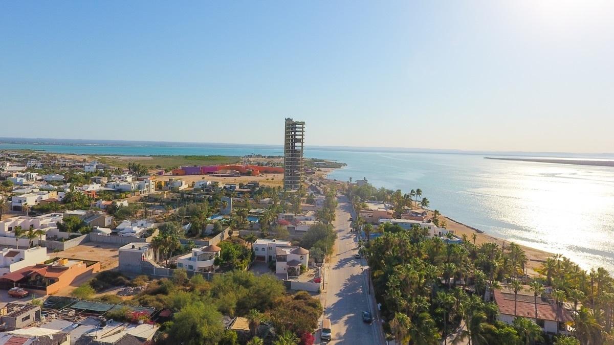 1 de 37: Una de las zonas más exclusivas de La Paz.