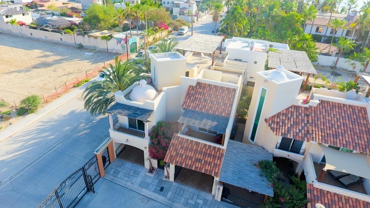 4 de 37: Vista aérea de la casa.