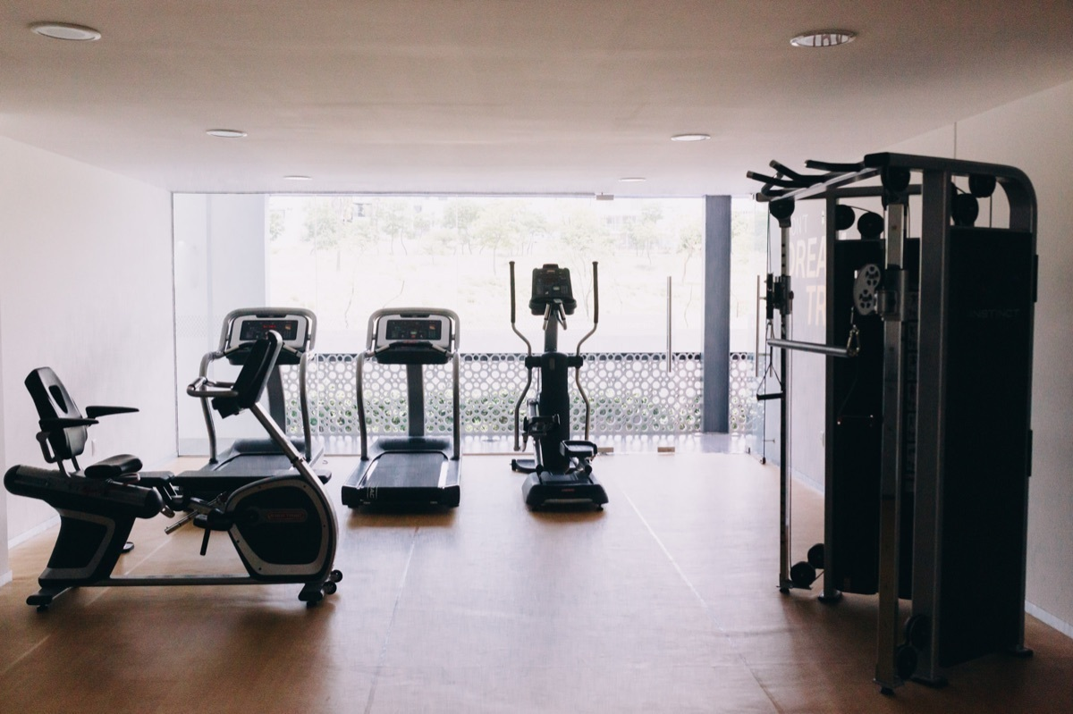 10 de 25: Gym