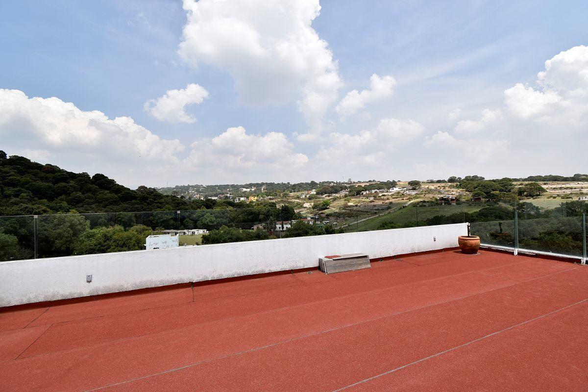 19 de 24: Vista del roof garden
