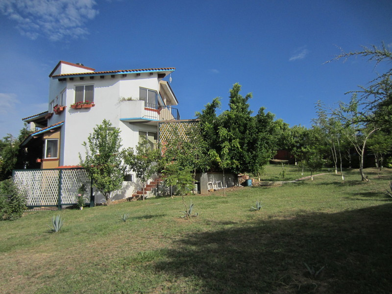 Baños Del Jardin Oaxaca:Hermosa Casa y Terreno San Felipe del Agua 1,651 M2 Propiedad Privada