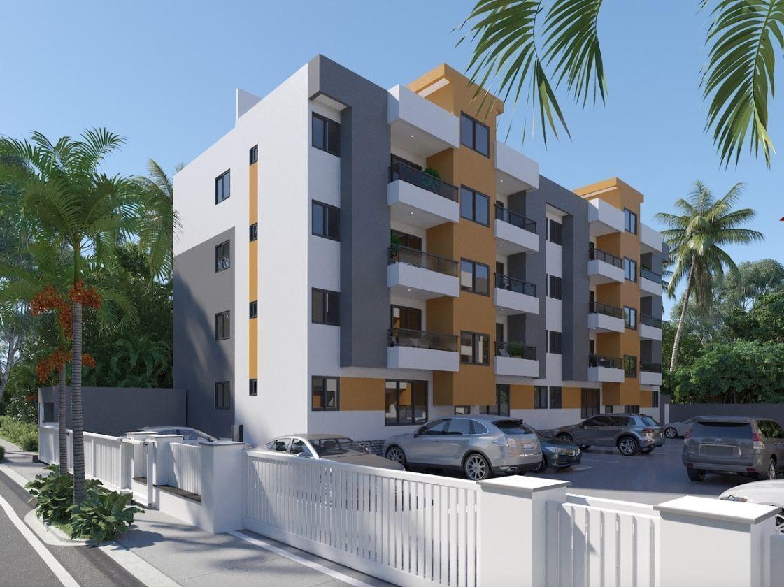 1 de 4: Fachada residencial V2