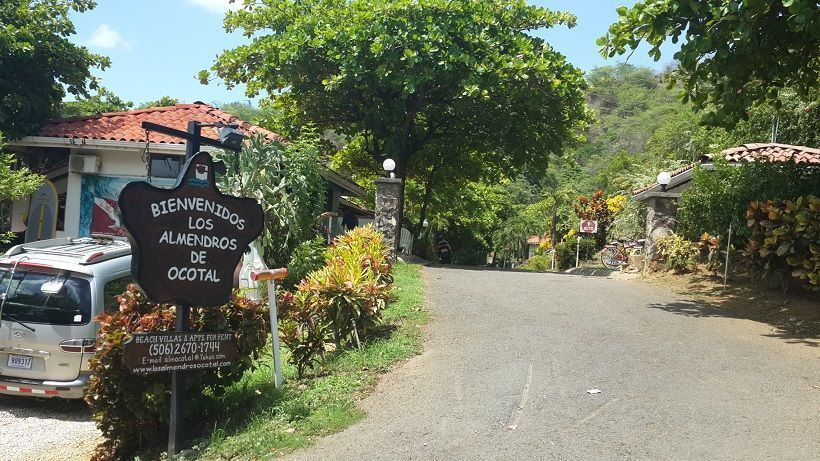 1 of 20: Entrance to Los Almendros