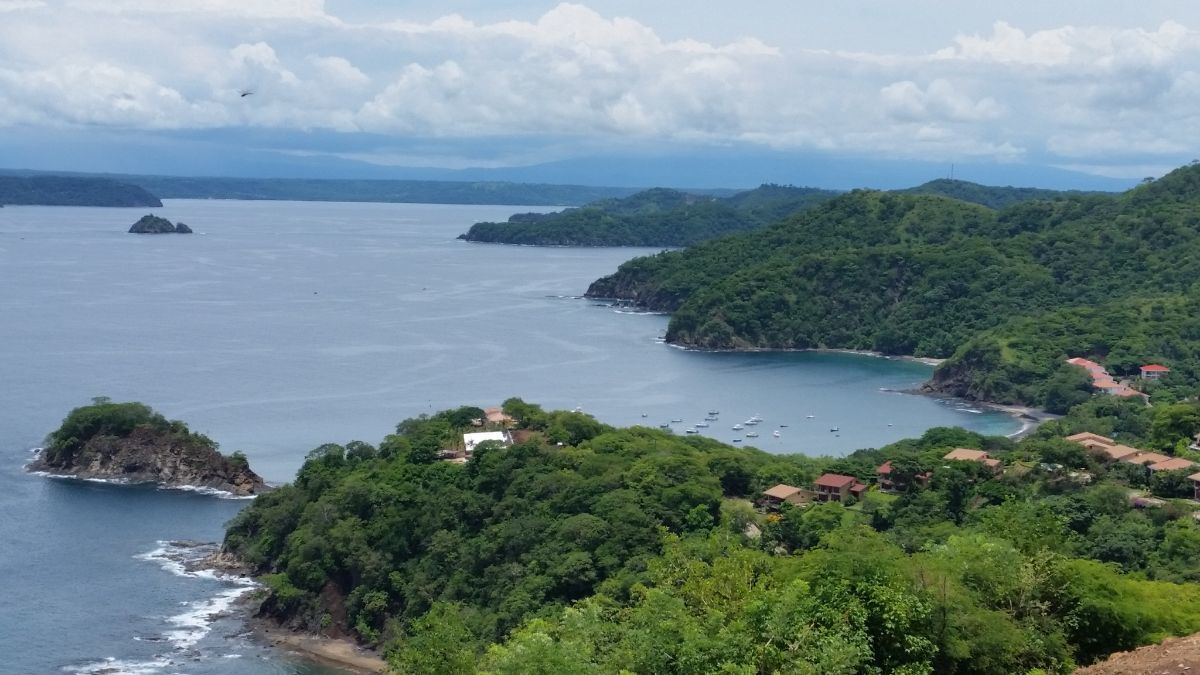 17 of 20: View of Playa Ocotal  & Los Almendros