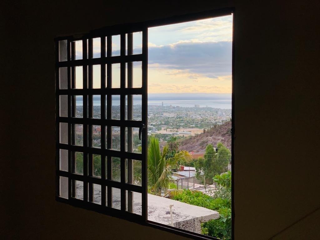 2 de 12: Vista desde las escaleras