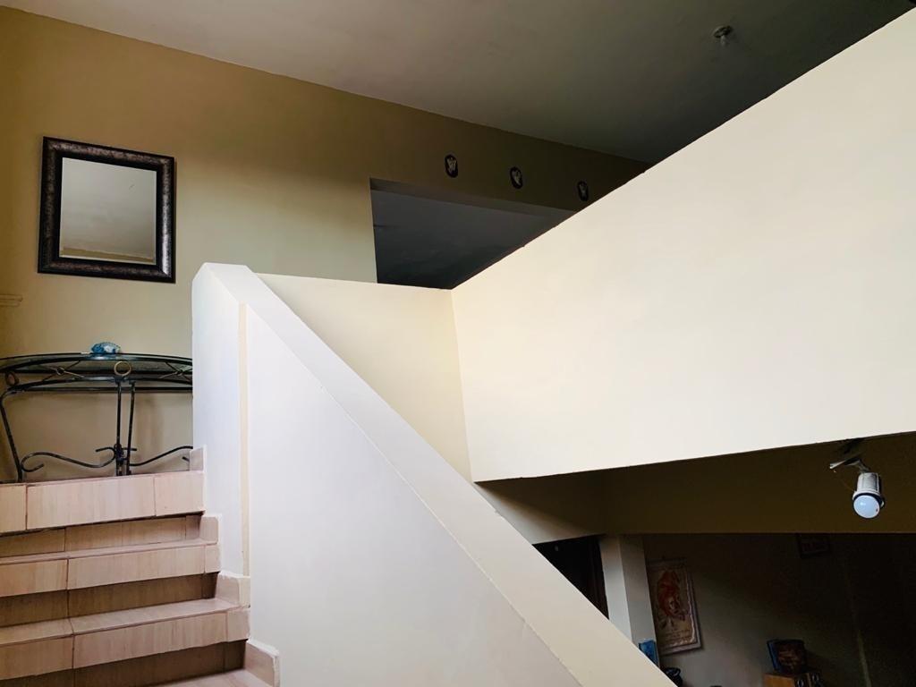 12 de 12: Escaleras