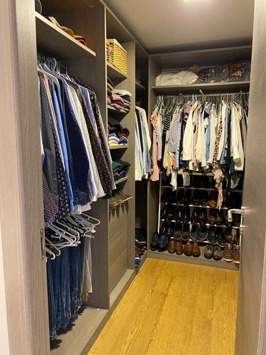 10 de 13: Walking Closet