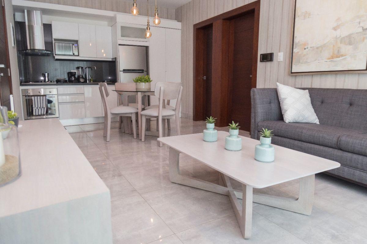 1 de 35: Apartamentod de 1 dormitorios santiago decoracion moderna