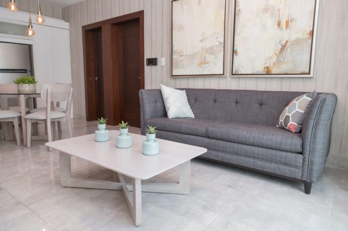 29 de 35: Apartamentod de 1 dormitorios santiago decoracion moderna