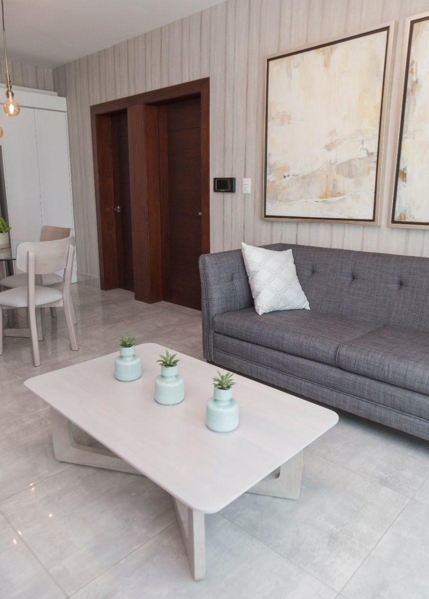 32 de 35: Apartamentod de 1 dormitorios santiago decoracion moderna