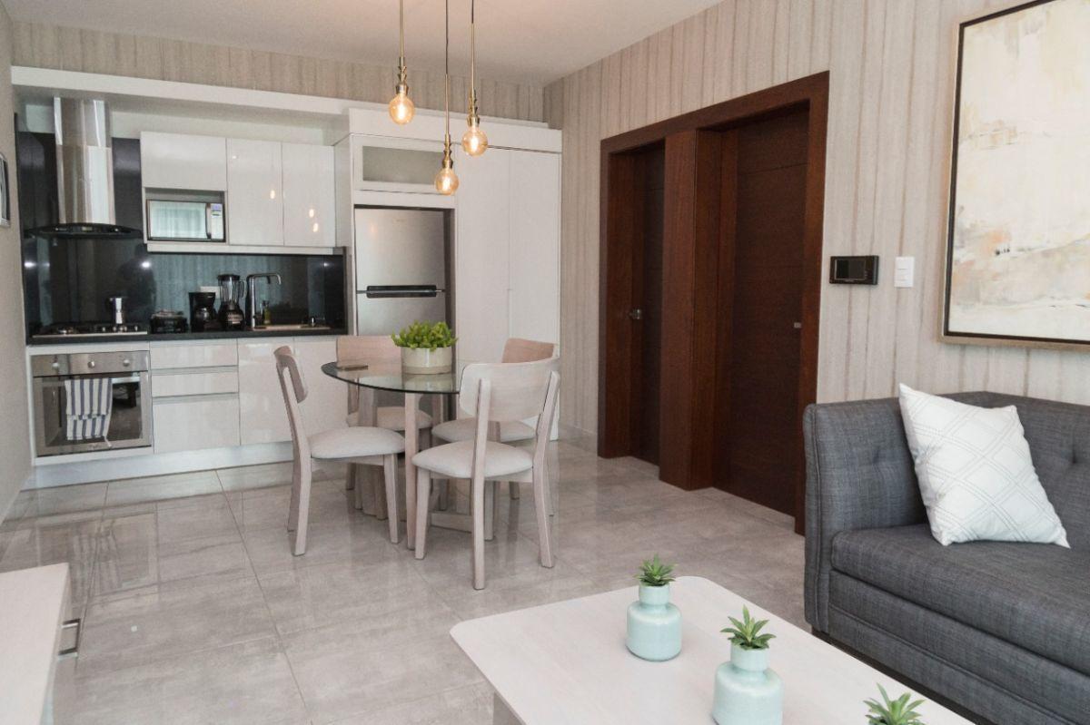 33 de 35: Apartamentod de 1 dormitorios santiago decoracion moderna