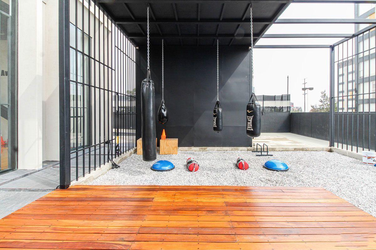 14 de 25: Outdoor Gym