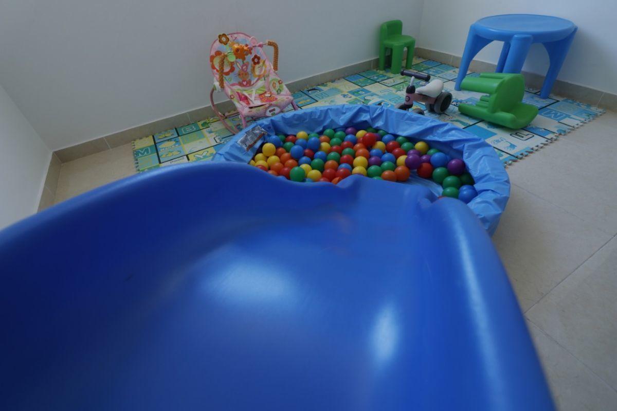 11 de 11: Area para niños