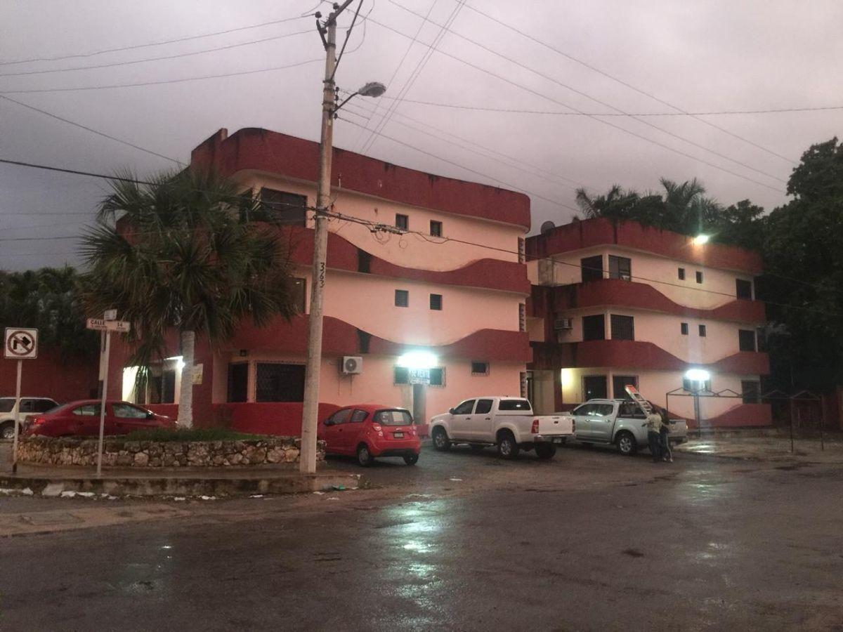 7 de 8: edificio de departamentos