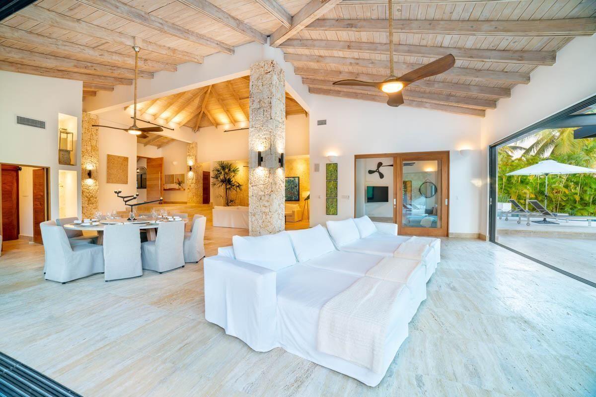 11 de 18:  Villas Casa de campo 4 dormitorios alquiler por mes