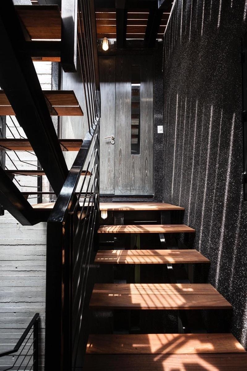 8 de 10: Escaleras