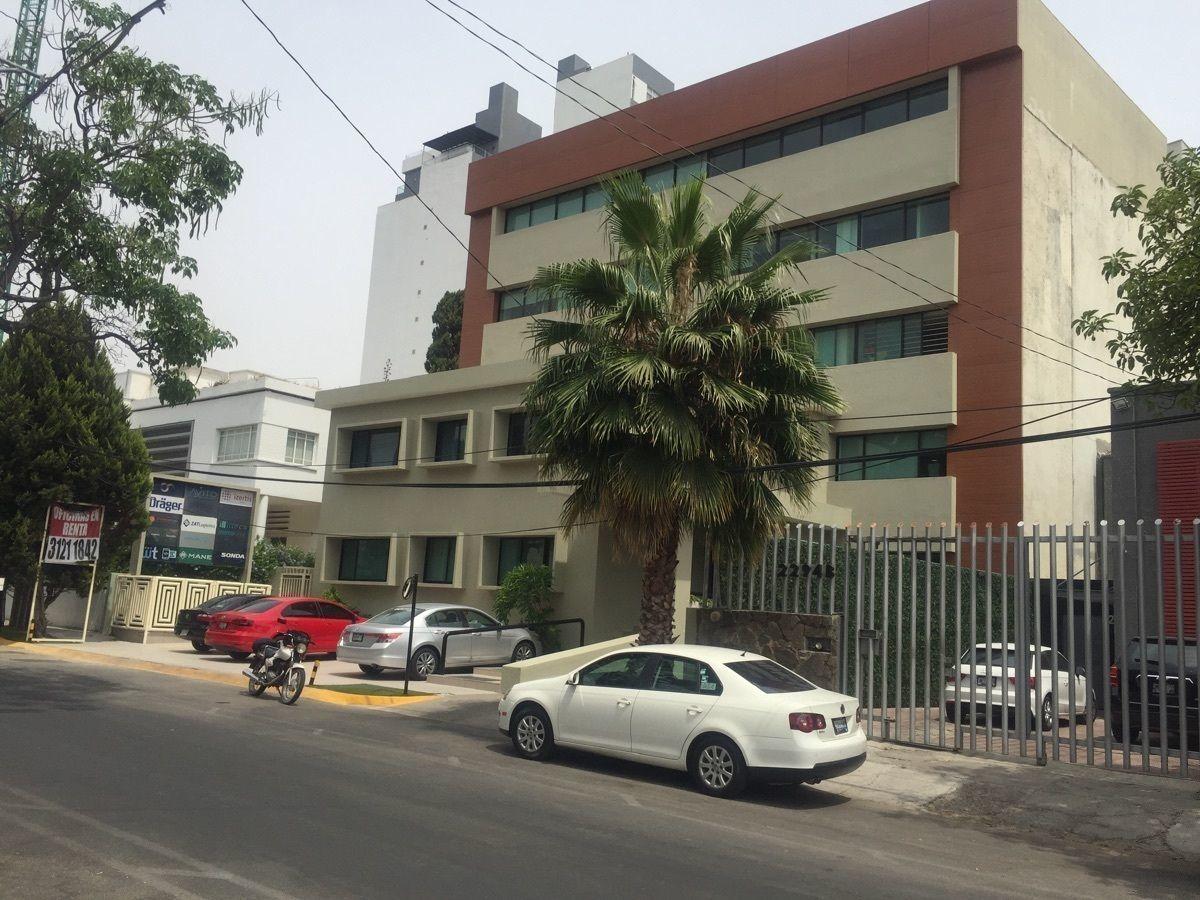 1 de 10: fachada de edificio El Bosque