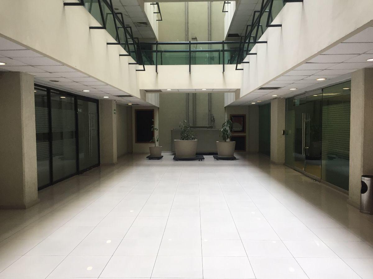 7 de 10: pasillos centrales