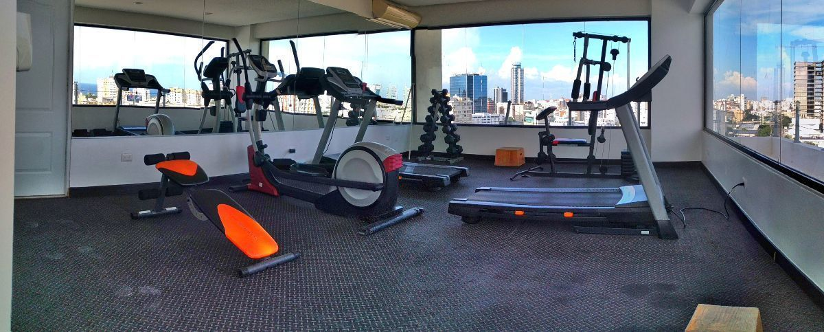 24 de 27: Gym