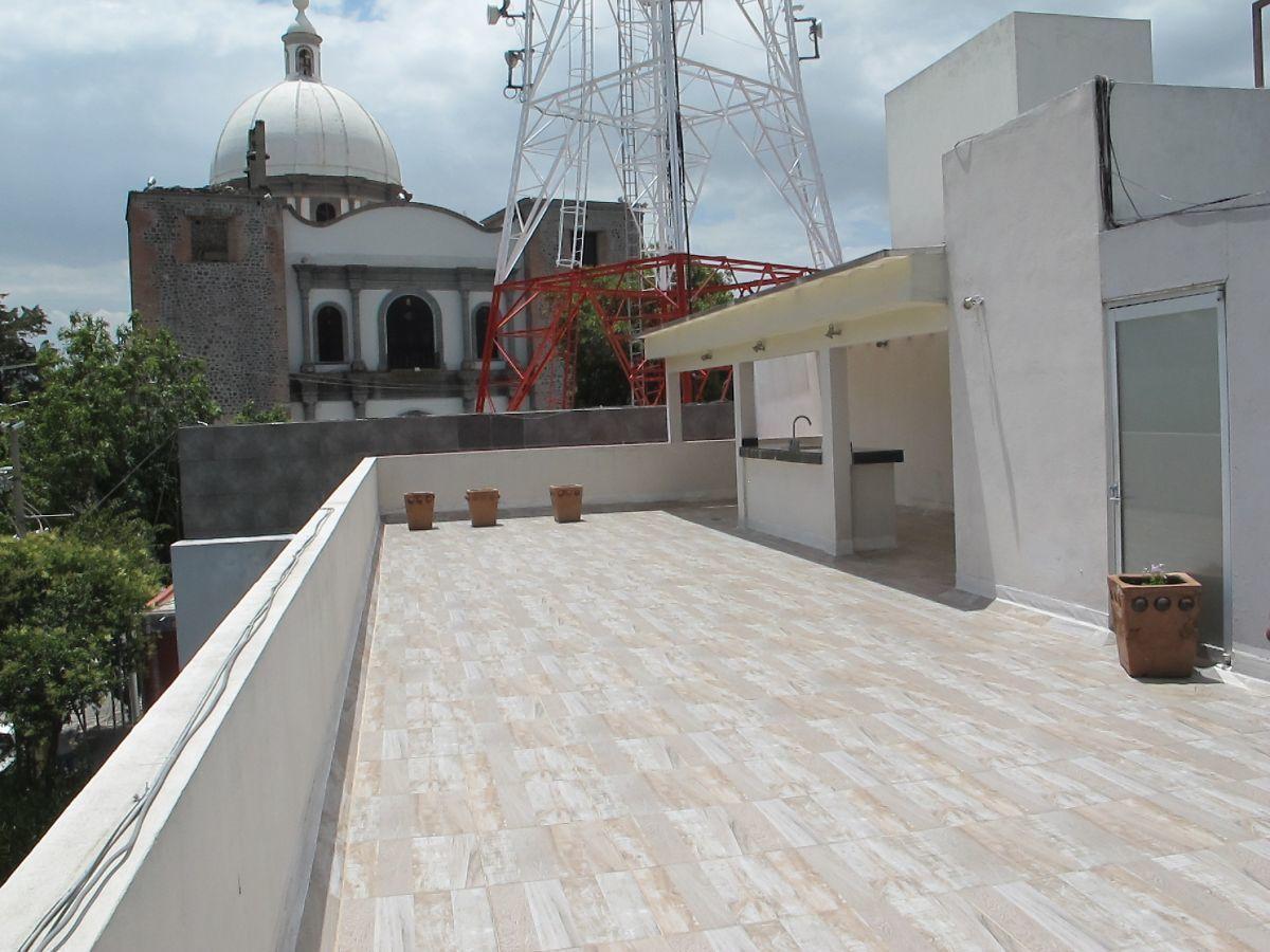 16 de 16: Vista de la iglesia del Cielo.