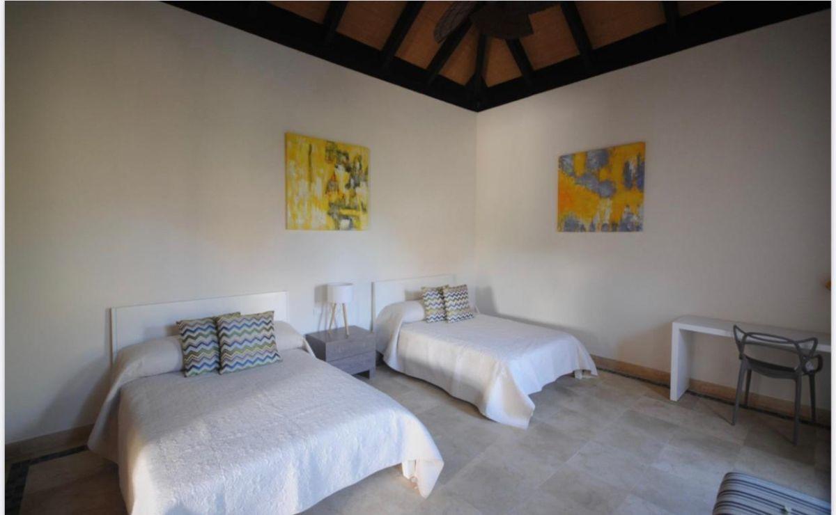4 de 8: bungalow cap cana 2 dormitorios