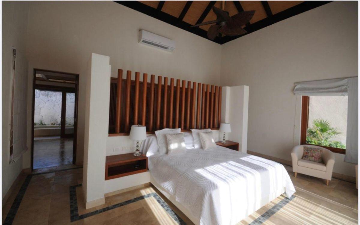 3 de 8: bungalow cap cana 2 dormitorios