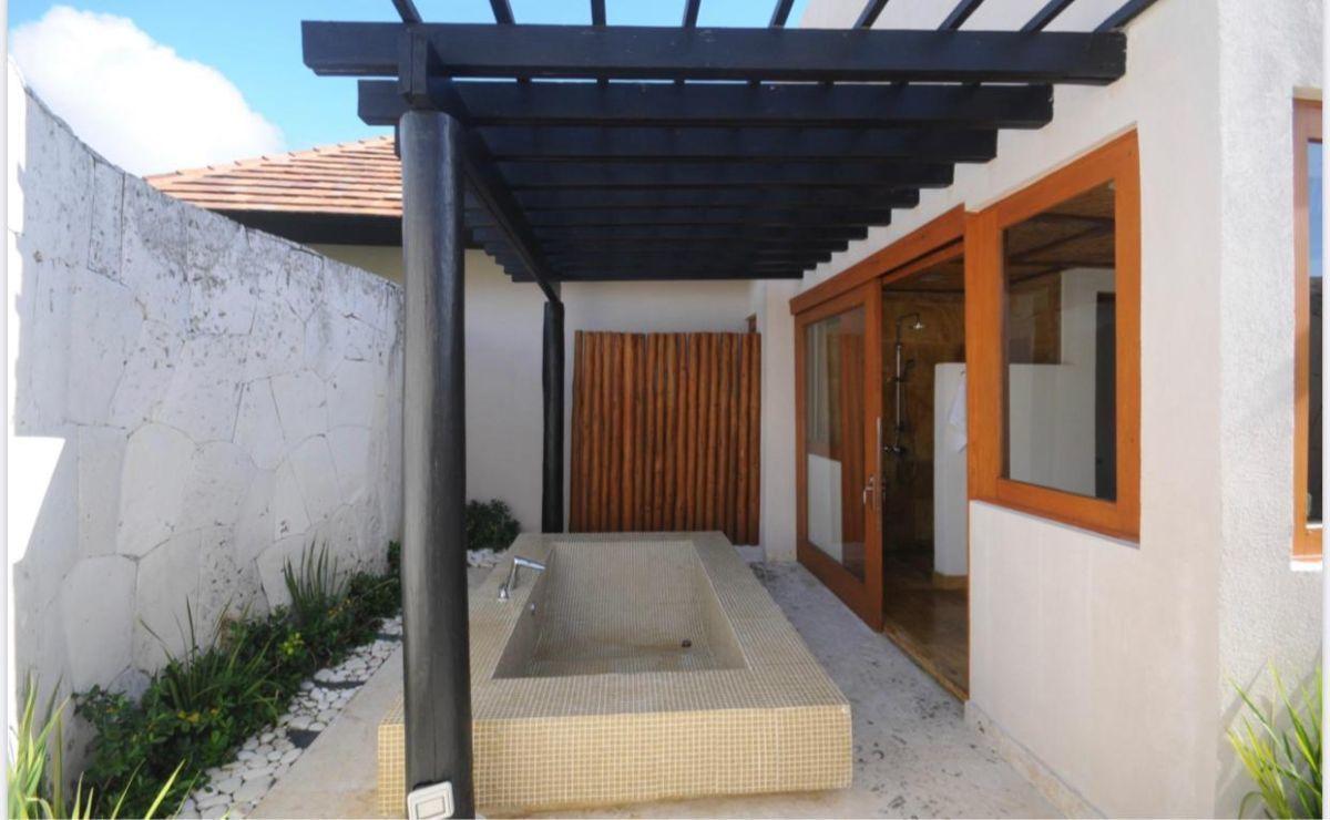 7 de 8: bungalow cap cana 2 dormitorios