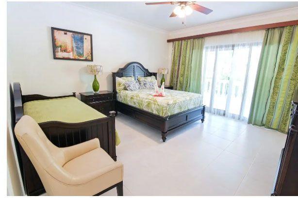 12 de 19:  Villa en cocotal 4 dormitorios renta Vacacional