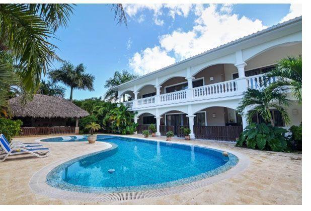 4 de 19:  Villa en cocotal 4 dormitorios renta Vacacional