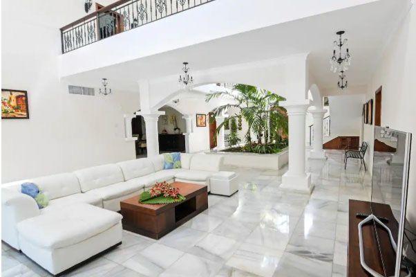 2 de 19:  Villa en cocotal 4 dormitorios renta Vacacional