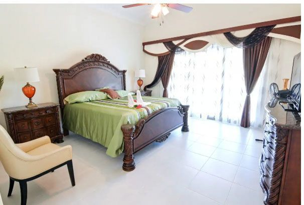 19 de 19:  Villa en cocotal 4 dormitorios renta Vacacional