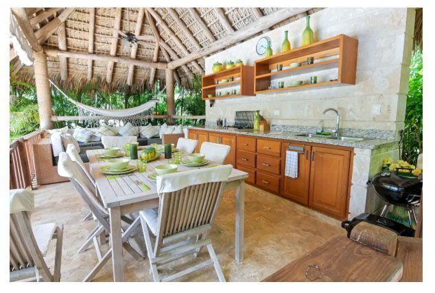 5 de 19:  Villa en cocotal 4 dormitorios renta Vacacional