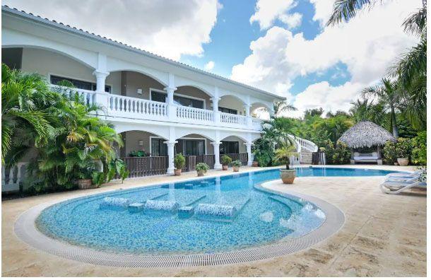 8 de 19:  Villa en cocotal 4 dormitorios renta Vacacional