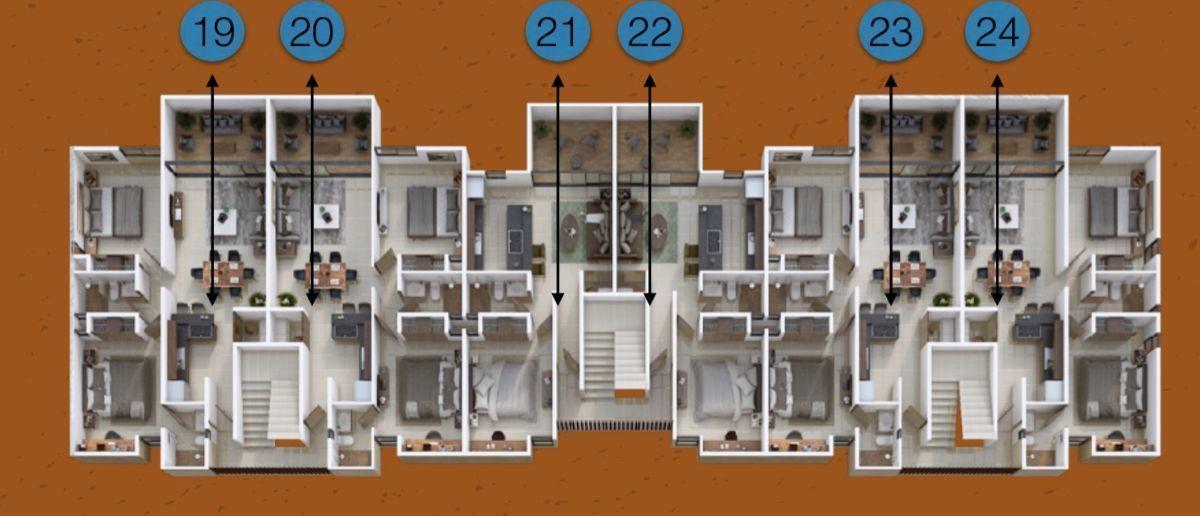 13 de 15: Nivel 2 edificio izquierda
