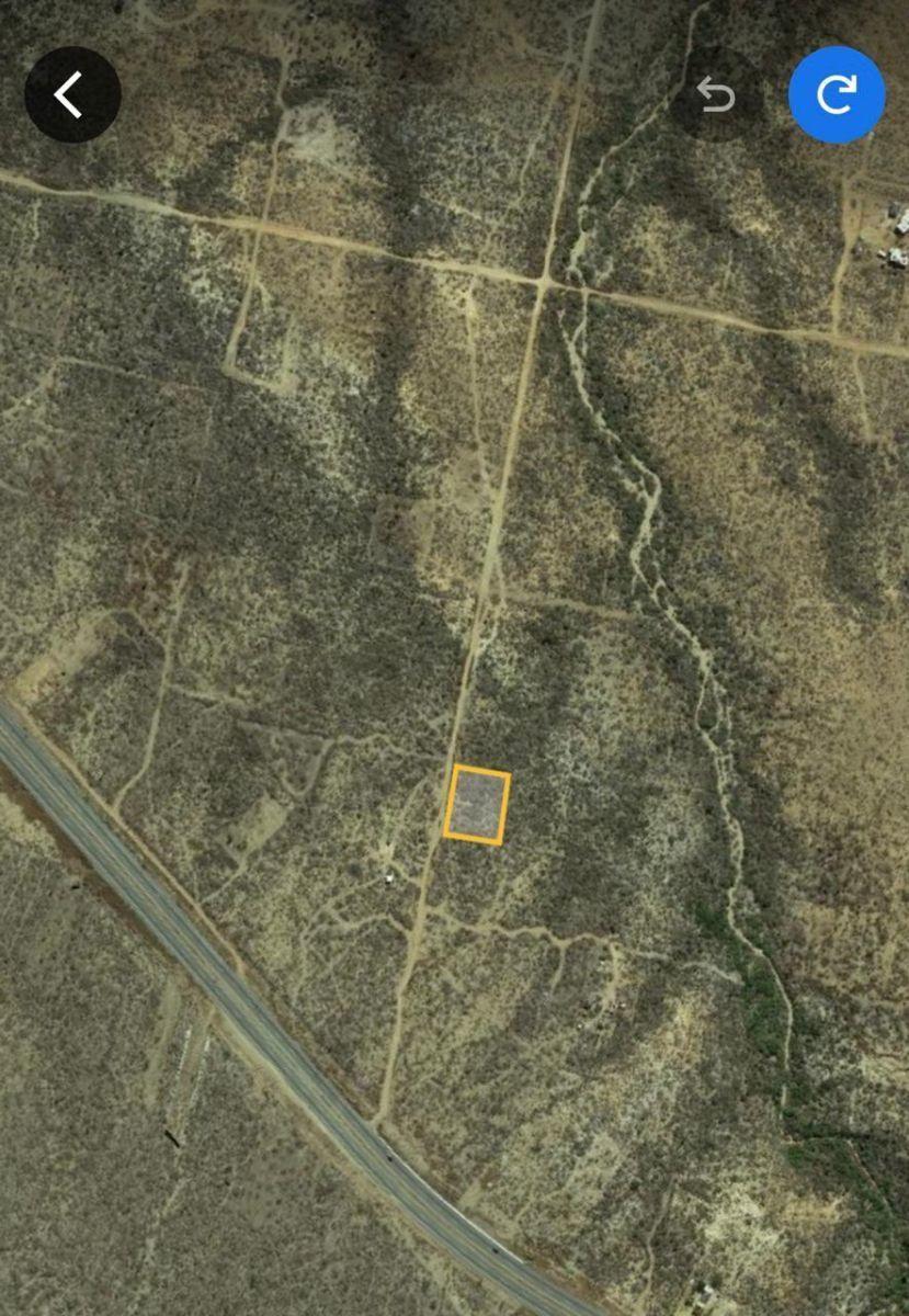 6 de 6: Terreno en Cerritos Vista aerea