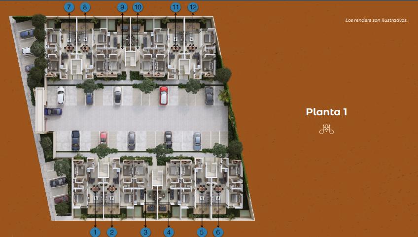 9 de 9: Plano Planta Baja
