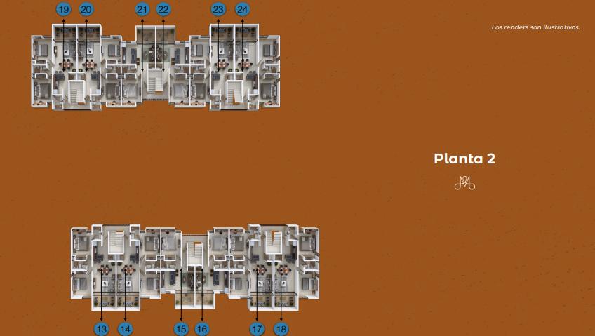 7 de 7: Plano Nivel 2