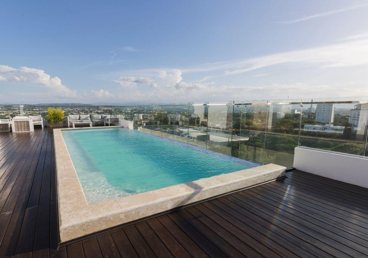 4 de 38: Apartamento vacacional santiago 2 dormitorios  piscina