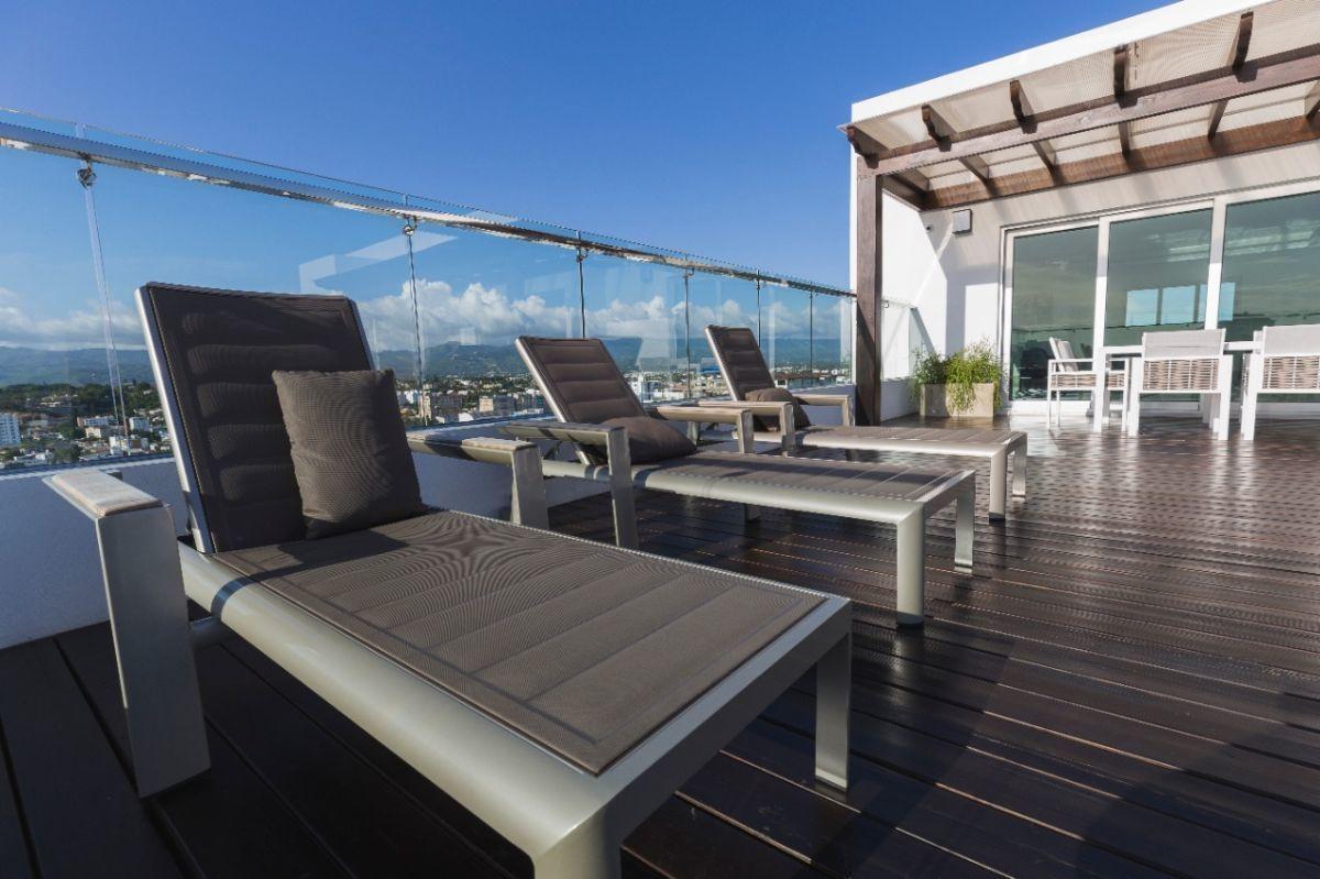 6 de 38: Apartamento vacacional santiago 2 dormitorios  piscina