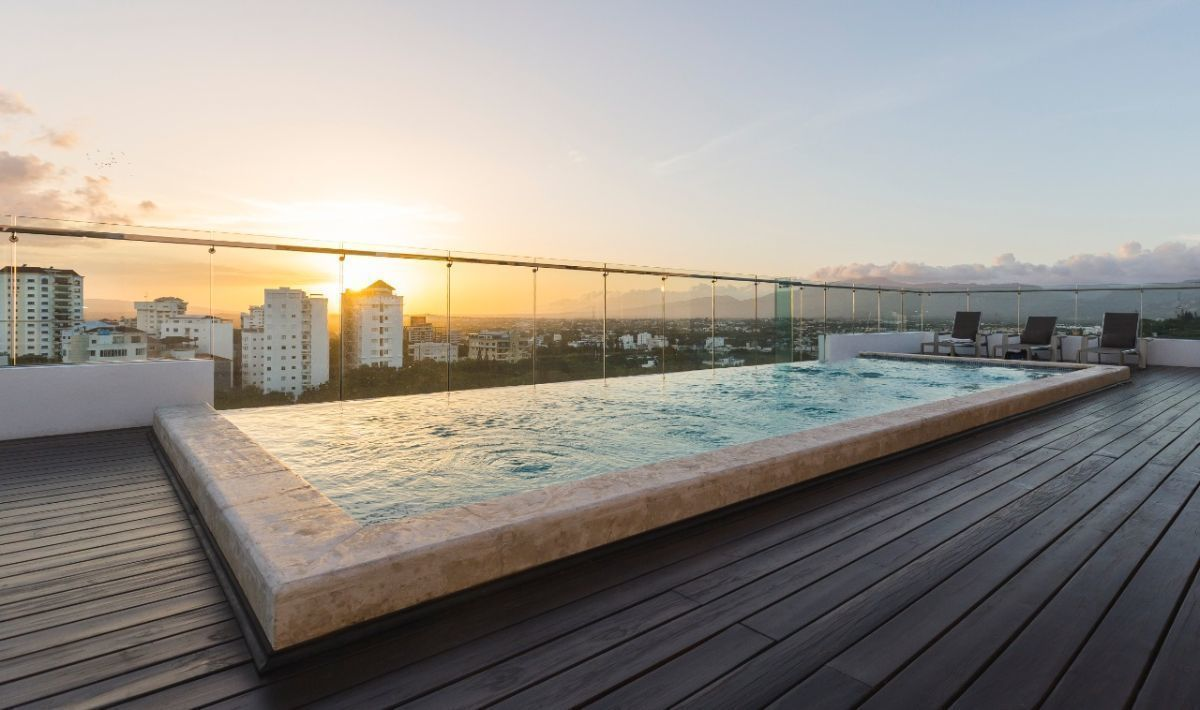 9 de 38: Apartamento vacacional santiago 2 dormitorios  piscina