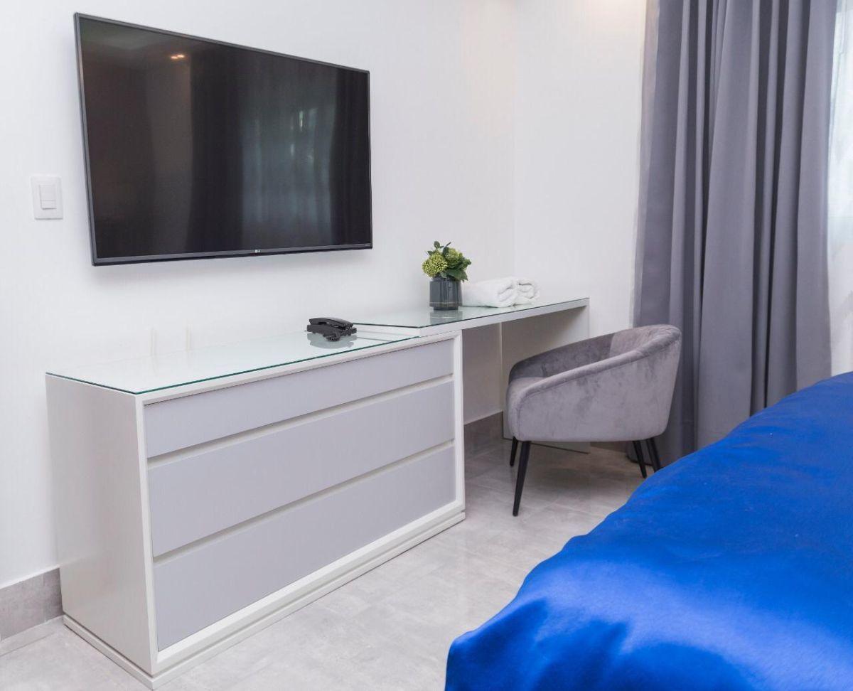 32 de 38: Apartamento vacacional santiago 2 dormitorios  piscina