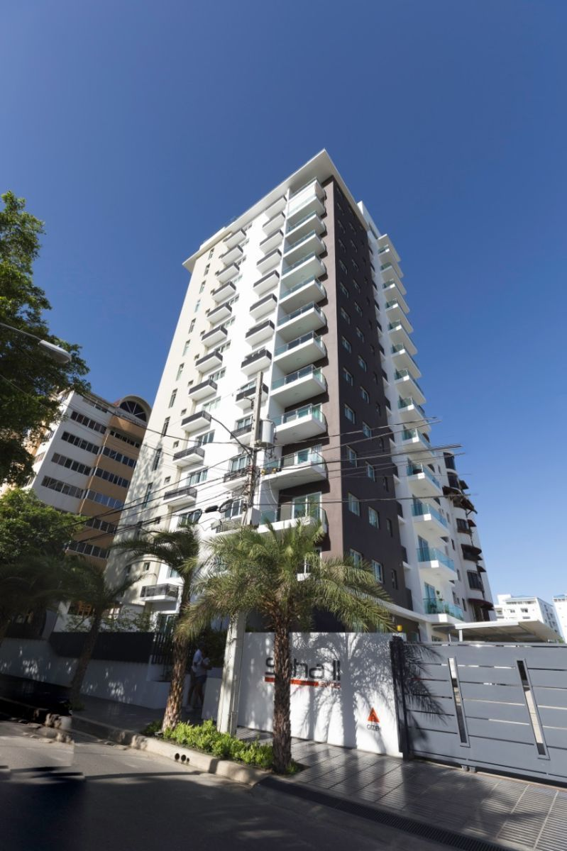 10 de 34: Apartamento moderno 2 dormitorios santiago