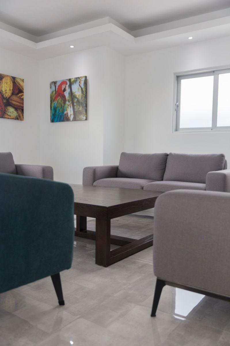 15 de 34: Apartamento moderno 2 dormitorios santiago