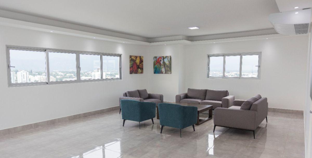 17 de 34: Apartamento moderno 2 dormitorios santiago